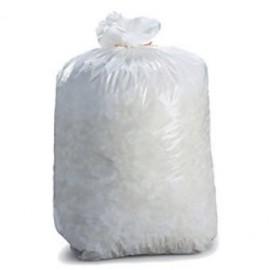 Sac polyéthylène blanc 130 litres