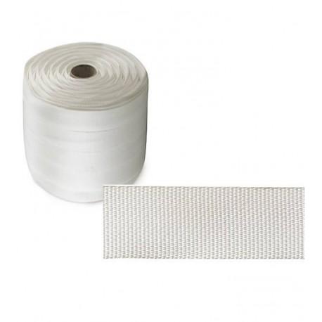 Sangle d'amarrage grise en polyester