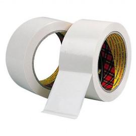 Adhésif PVC blanc