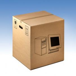 Carton Boxe «Informatique»