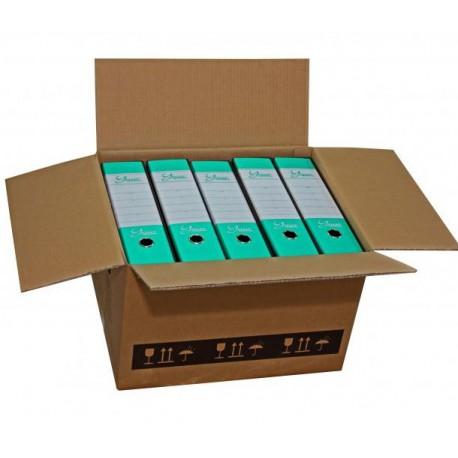 Carton Boxe no 9 (Dossiers suspendus)