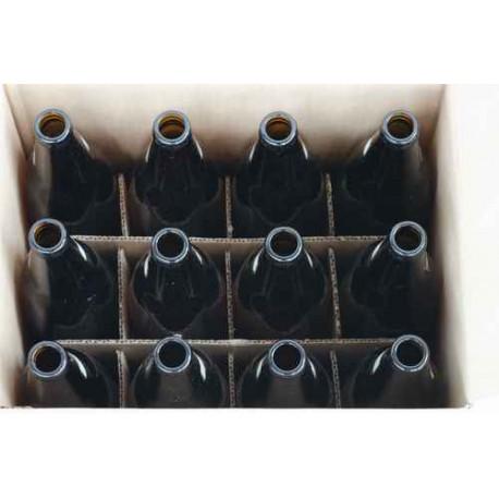 Carton 12 bouteilles debout